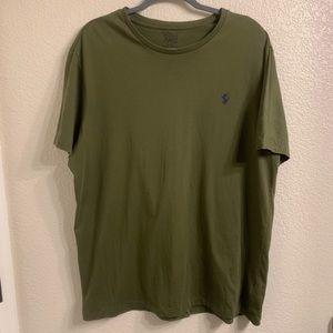 🎃 Polo R Lauren Olive Green Short Sleeve T-Shirt